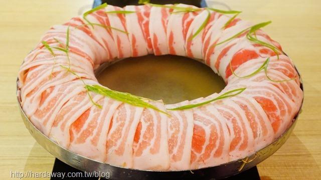 小旬湯樂農鑄鐵鍋博多肉肉圈鍋