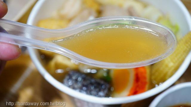 潮味決湯滷合作社套餐