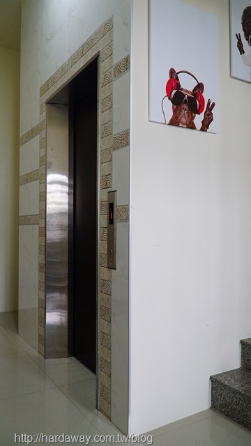 台東有電梯民宿