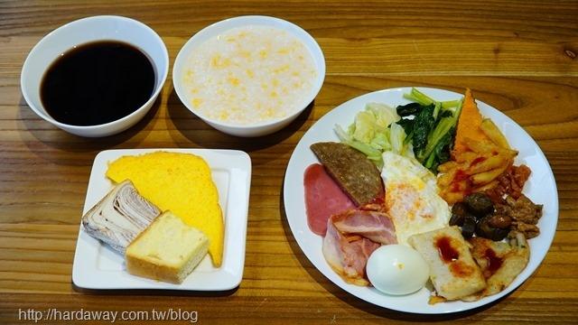 晨光藝旅早餐
