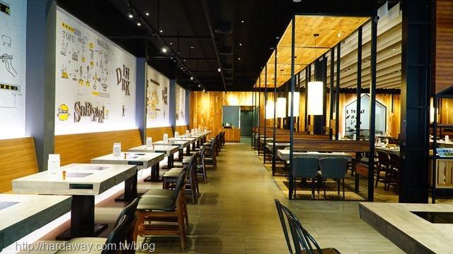 北澤壽喜燒台中大里店