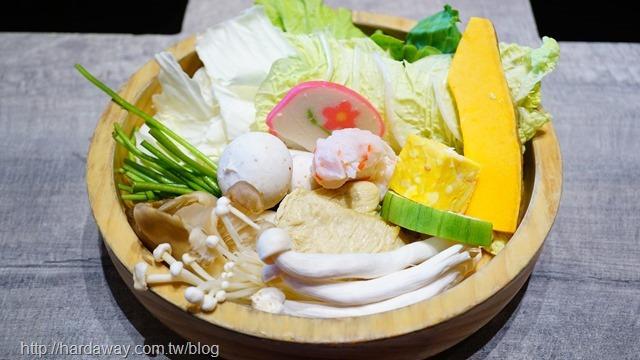 北澤壽喜燒自取食材