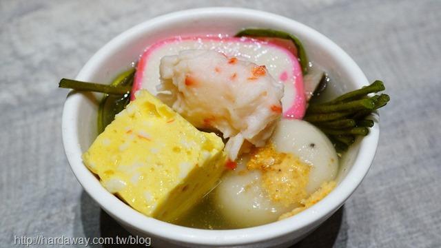 北澤壽喜燒食材