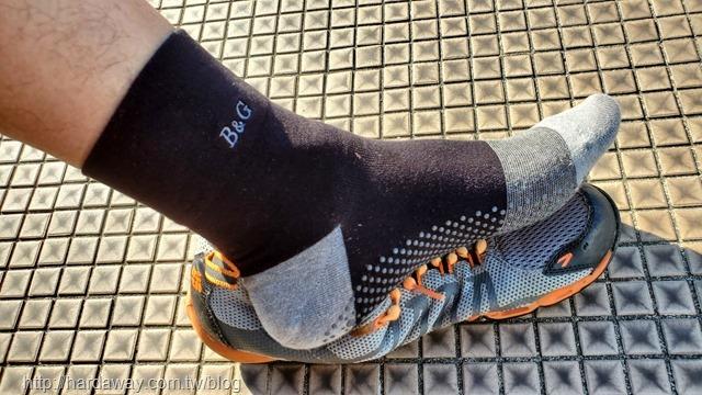京美肌力神器能量健康按摩襪