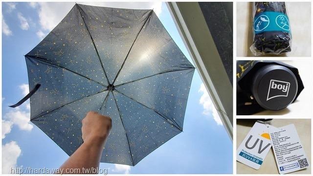 夏季高CP值晴雨傘