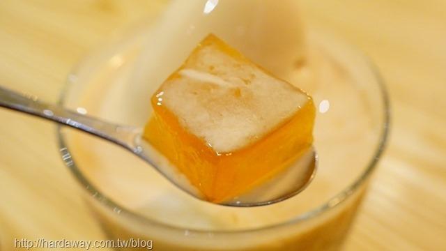 台灣珍珠奶茶聖代