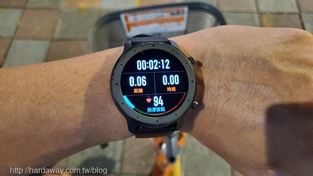Amazfit GTR Lite智能手錶訊息通知戶外騎行模式