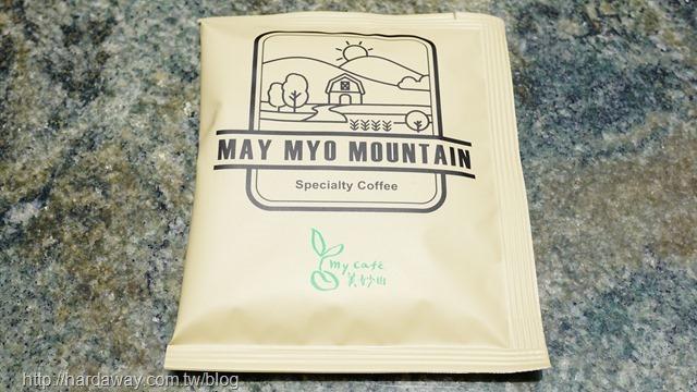 美妙山萊茵湖咖啡濾掛包外袋