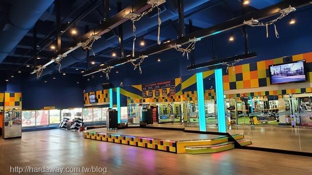 World Gym台南善化店團體有氧教室