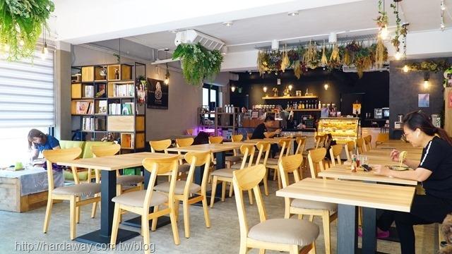 捷運文德站咖啡店