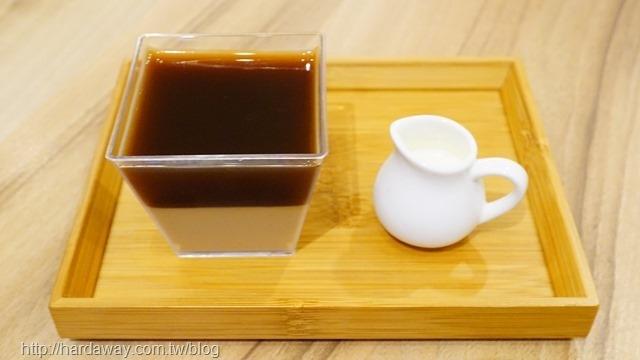 安納塔夏咖啡雙色咖啡凍