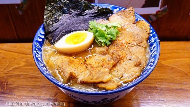 日式叉燒麵線