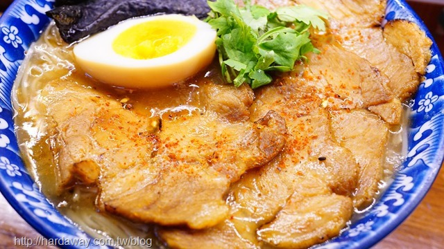 享初食堂日式叉燒麵線