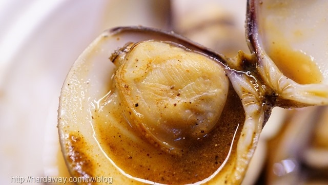 享初食堂胡椒蛤蠣