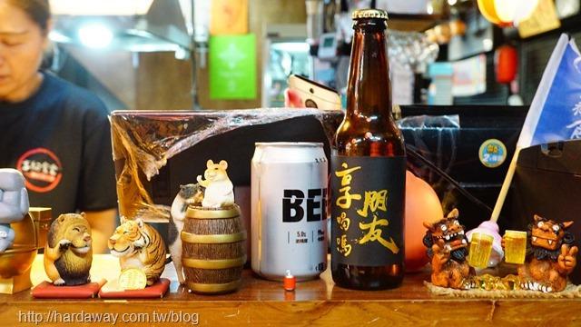 台虎IPA精釀啤酒