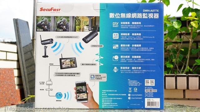 數位無線網路監視器