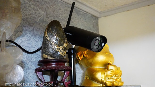 SecuFirst DWH-A07S無線網路攝影機