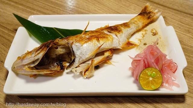 爍場串燒.夜食宜蘭野生紅喉魚