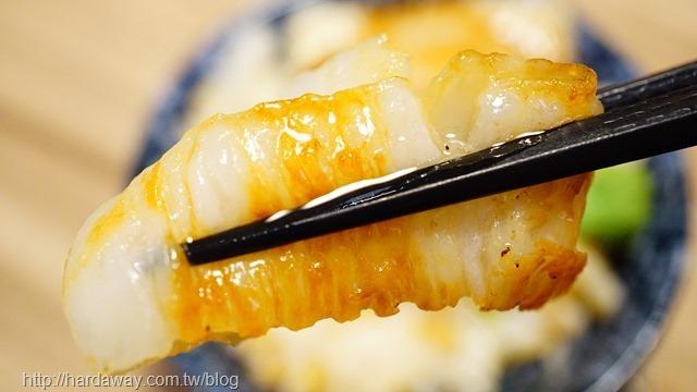 比目魚海膽丼飯
