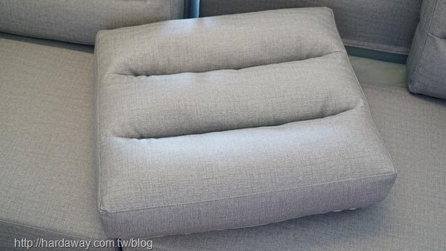 勝億傢俱L型沙發