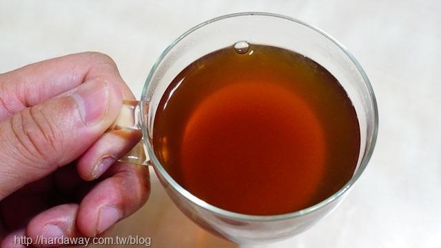 聖蓮芝甘茶味道