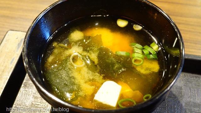 新丼味增湯