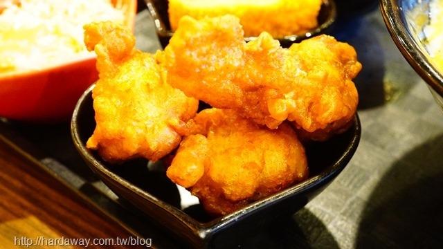 新丼日式炸雞