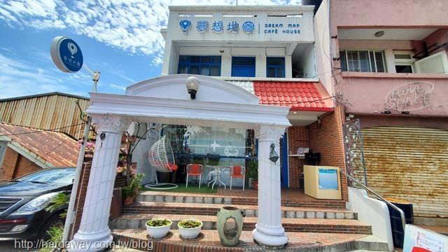 三芝夢想地圖CAFE海景會館