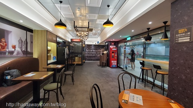 CoCoCafe無人咖啡機台北概念店