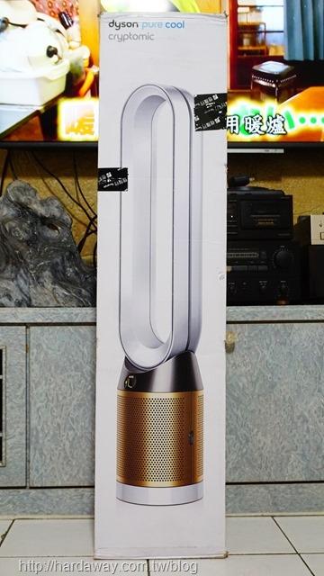 Dyson Pure Cool Cryptomic TP06二合一涼風智慧空氣清淨機