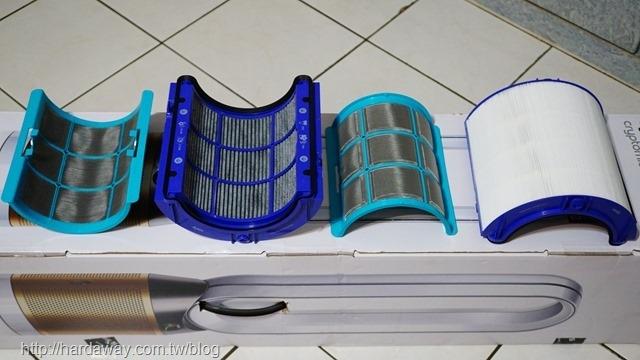 Dyson二合一涼風智慧空氣清淨機
