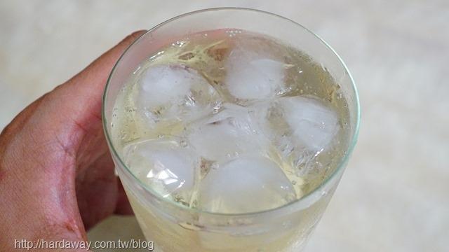冰涼氣泡飲