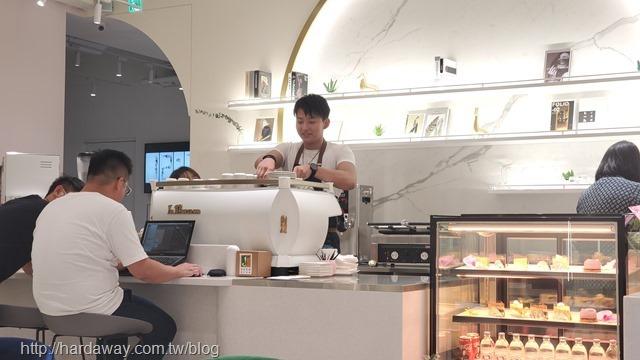 凱渥模特兒咖啡廳