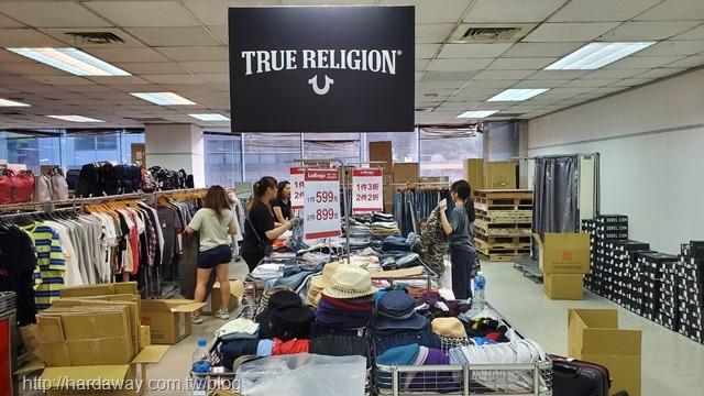 TRUE RELIGION特賣