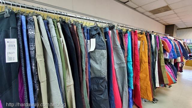 Columbia褲子特賣