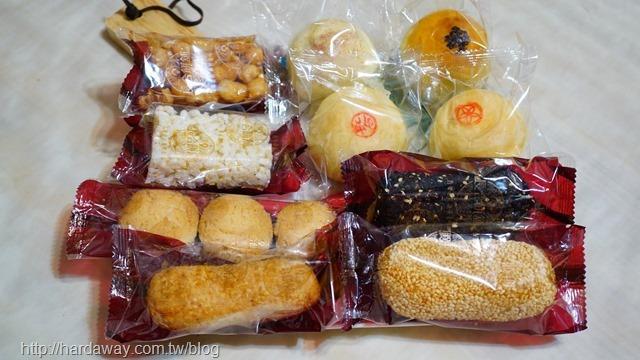 長合餅舖傳統糕餅
