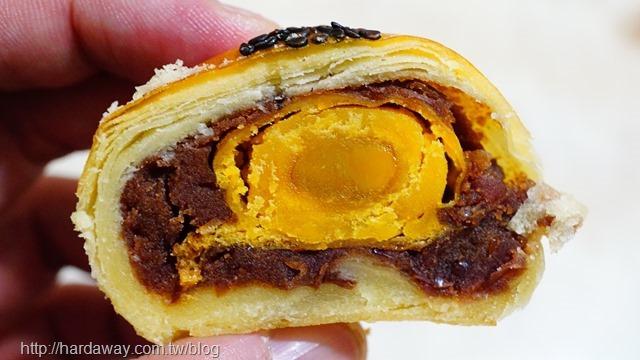 長合餅舖高粱蛋黃酥