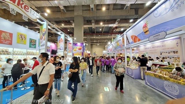 台北國際烘焙暨設備展