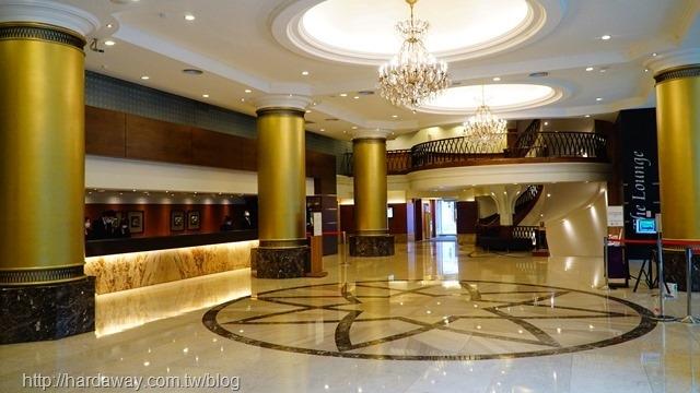 台中市第一家國際觀光飯店