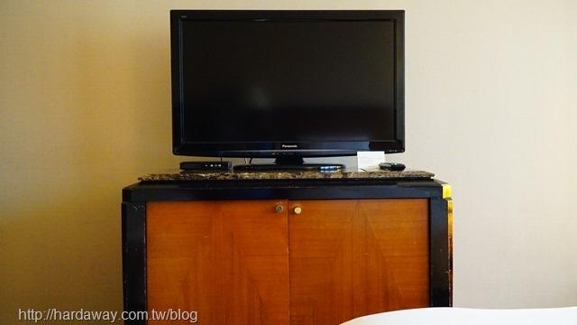 全國大飯店精緻雙人房設備