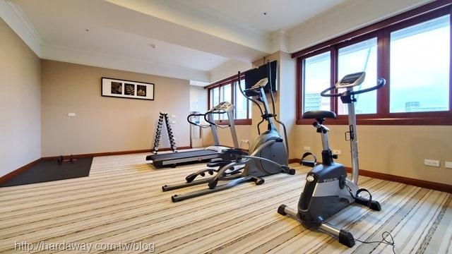 全國大飯店健身房