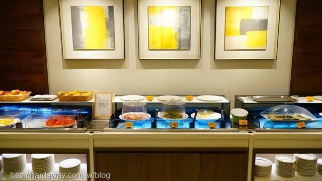 全國大飯店早餐菜色