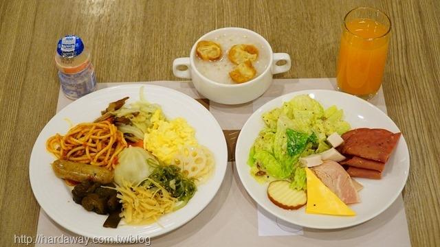 全國大飯店早餐