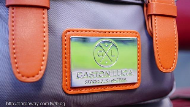 Gaston Luga銘牌
