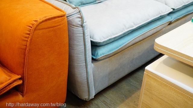 安德家具沙發