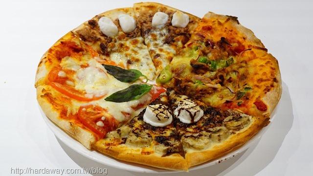 Always Pizza吃到飽