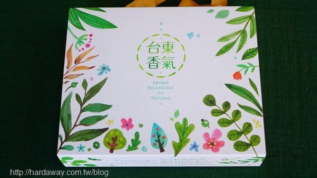 台東香氣香氛禮盒