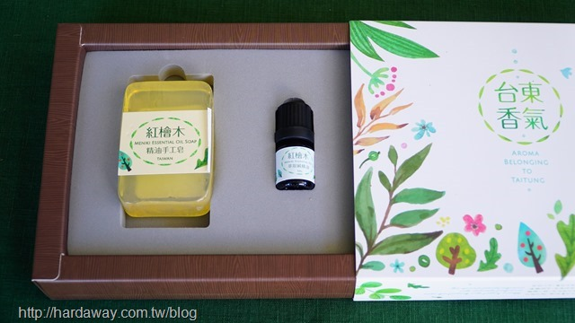 紅檜木精油香皂