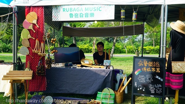 太魯閣族傳統樂器