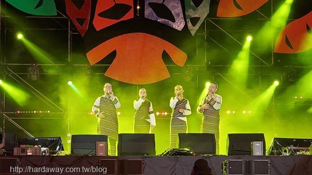 阿卡貝拉表演團體